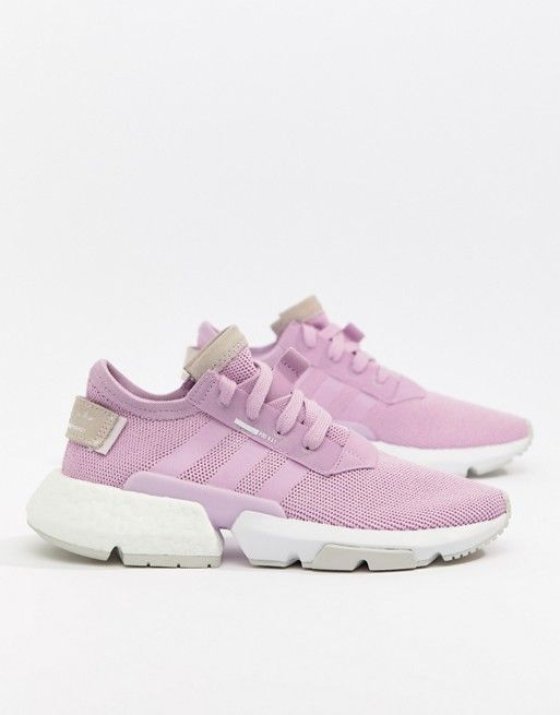 Adidas Originals Pod S3 1 Sneakers In Lilac In 2018 Women S