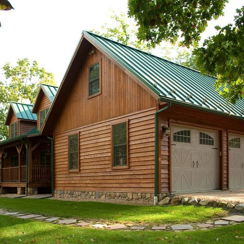Best Green Tin Roof Home Design Ideas Pictures Remodel And 400 x 300