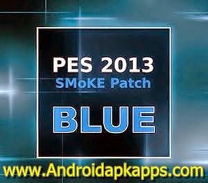 Download PES 2013 Smoke Patch Blue v5.2.9 + Winter Transfer 2014/2015