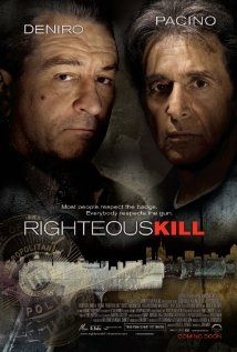 Righteous Kill (2008) Two veteran New York City detectives work on a case of serial executions of criminals who escaped justice.