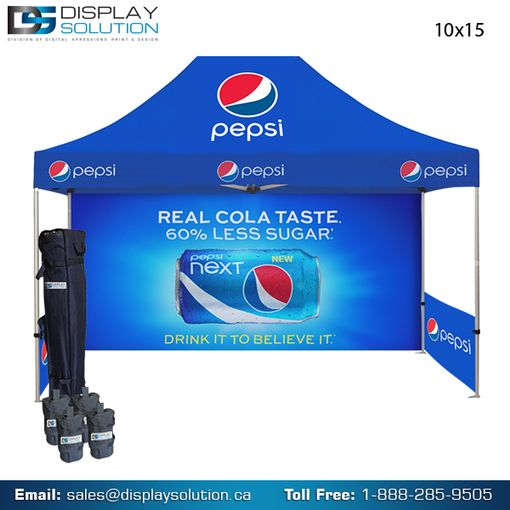 Display Solution u2014 Custom Printed Canopy Tents with Graphics Design .  sc 1 st  Pinterest & 8 best Cool Canopies u0026 Tents images on Pinterest | Canopies Shade ...