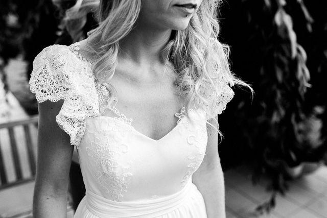 Aintzane y Xabi, boda en isla de Txatxarramendi | AtodoConfetti - Blog de BODAS y FIESTAS llenas de confetti