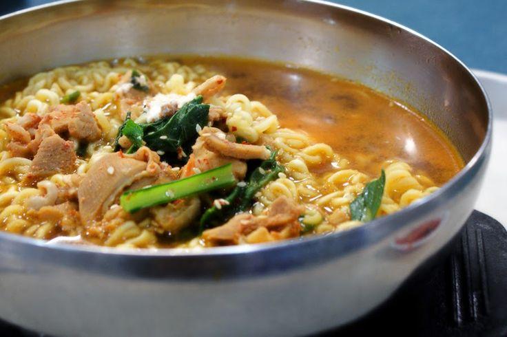 resep masakan/makanan korea yang mudah dan pantas, resep masakan/makanan korea sederhana,
