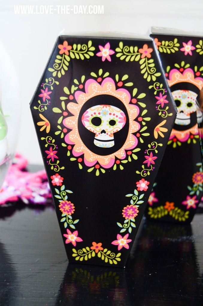 Day of the Dead Party Ideas