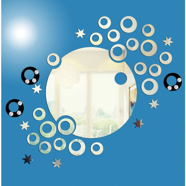 3d Large Size Round Dots Tree Wall Stickers Home Decor: 17 Best Images About Logo On Pinterest