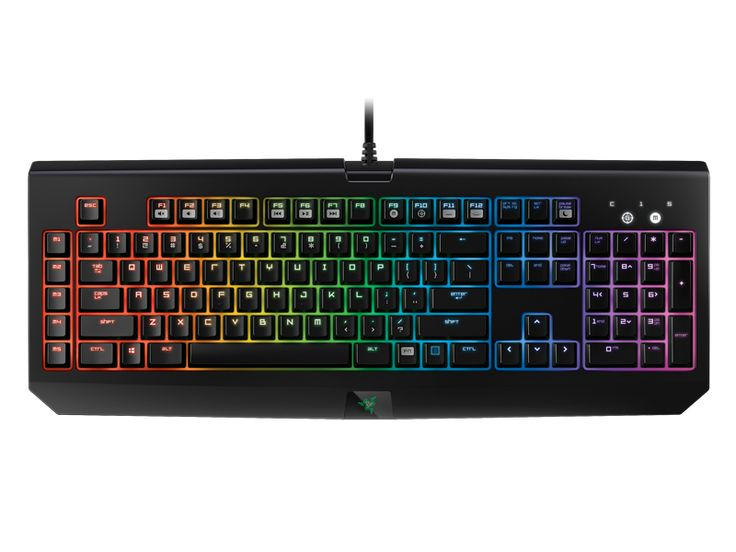 Razer BlackWidow Chroma Stealth - Buy Gaming Grade Keyboards - Official Razer Online Store (United States)