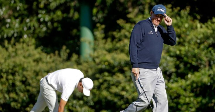 Phil Mickelson to Join Jordan Spieth in a Marquee Pairing