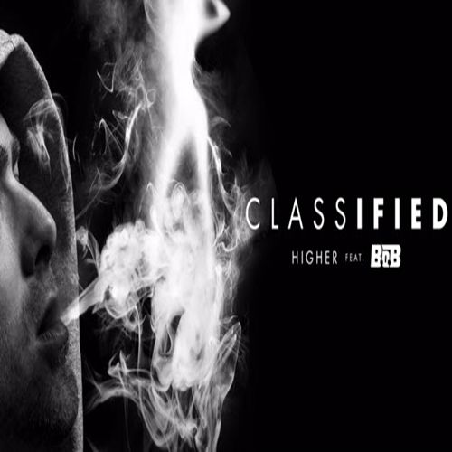 """Audio: Classified (@Marie Norris) Ft. B.o.B   Higher #Getmybuzzup- http://getmybuzzup.com/wp-content/uploads/2014/03/classified.jpg- http://getmybuzzup.com/audio-classified-classified-ft-b-o-b-higher-getmybuzzup/- Classified Ft. B.o.B   Higher Canadian rapperClassifiedhooked up with hip hop's superstarB.o.Bfor his latest single, """"Higher."""" Listen to it below and get it on iTuneshere.Enjoy this audio stream below after the jump.) Follow me:Getmybuz"""