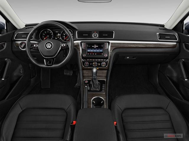 Volkswagen Passat Interior Volkswagen Passat Volkswagen New Cars