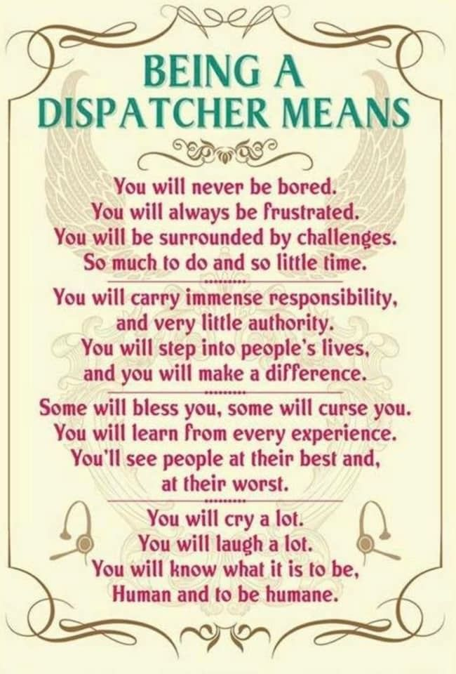 Dispatcher Dispatcher Quotes Work Humor Funny Thoughts