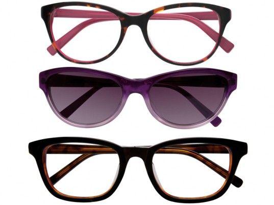 Chic, Recycled Eyeglasses | Ecouterre  Summer Rayne Oakes, MODO Launch  www.eco-optics.com  www.modo.com