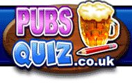 Free pub quiz questions and answers from PubsQuiz.co.uk