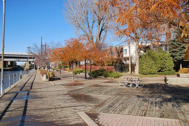 Promenade du Canal (Sainte-Anne-de-Bellevue) | Flickr - Photo Sharing!