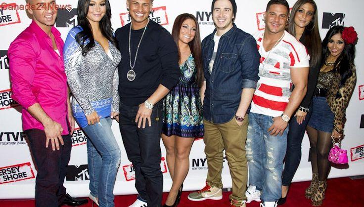 Jersey Shore cast to reunite for new instalment of MTV series