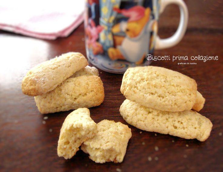 Biscotti prima colazione http://blog.giallozafferano.it/graficareincucina/biscotti-prima-colazione/