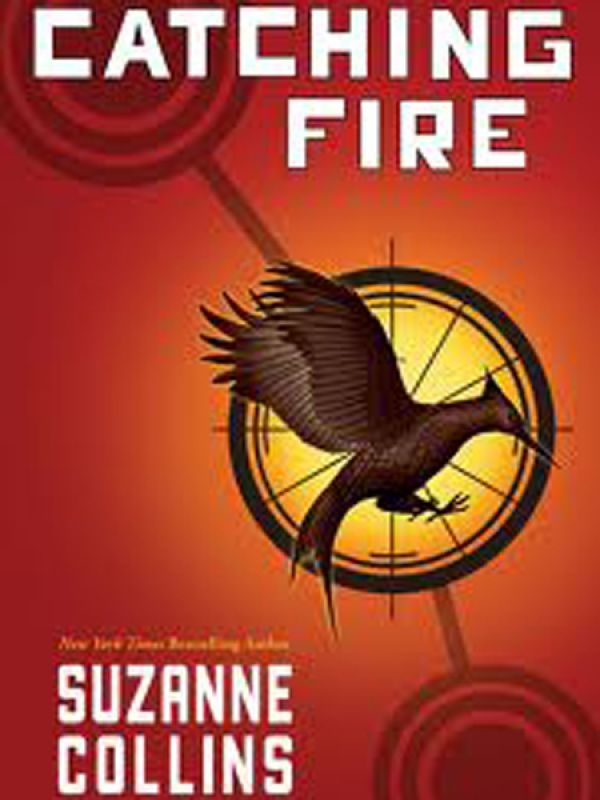 75 best good reads images on pinterest authors death and heather the hunger games ser catching fire 2 by suzanne collins hardcover fandeluxe Image collections