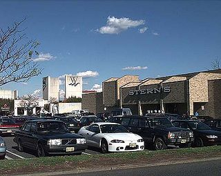 Stern's (now Macy's) - Woodbridge Center Mall - Woodbridge, NJ