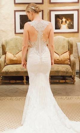 Beautiful Inbal Dror BR Size Used Wedding Dresses