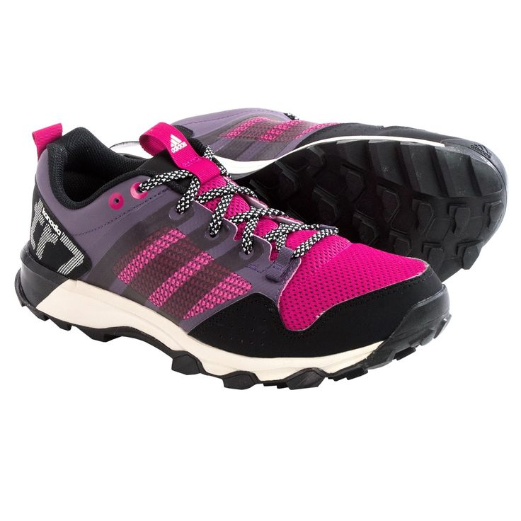 adidas outdoor Kanadia 7 Trail Running Shoes (For Women) - Save 65%