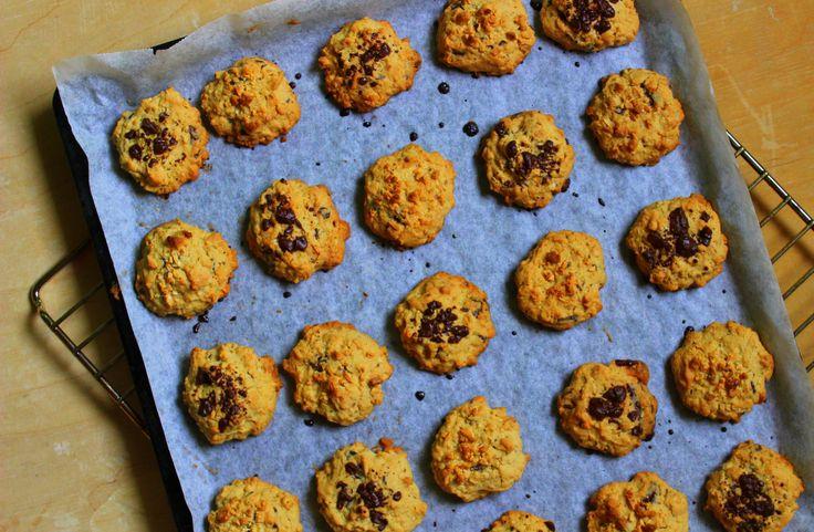 Chocolate Chip Cookies - Gluten-free