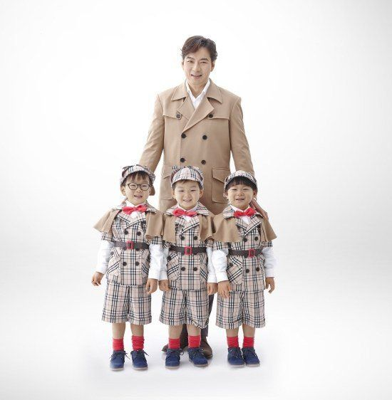 Song Il Gook & His Triplets Selected to Represent Minute Maid for 2nd Year in a Row! | Koogle TV