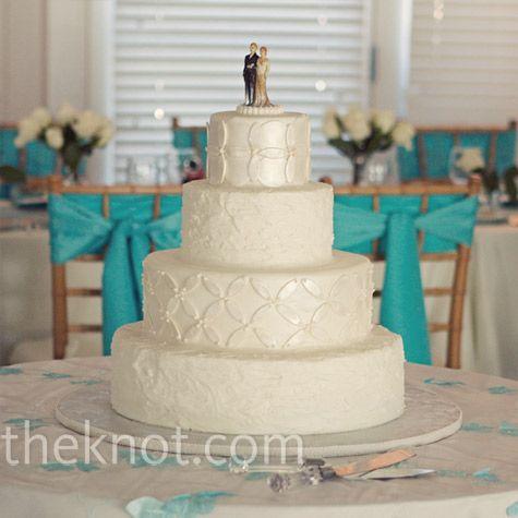 Like the cake, no topper