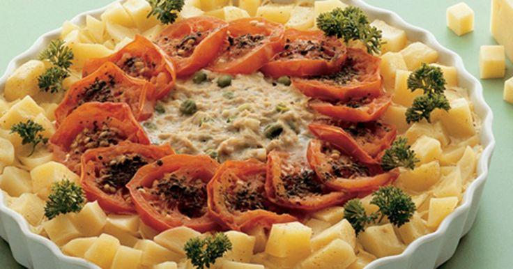 Farsret med kartofler er nem og lækker ret med magert svinekød. Glæd dig til at sætte tændnerne i denne klassiske farsret.