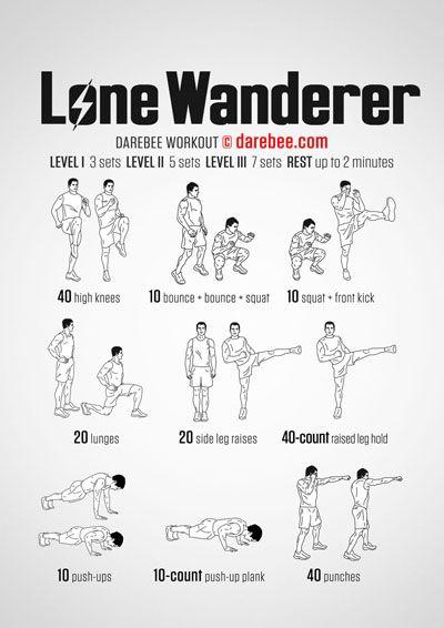 Lone Wanderer Workout