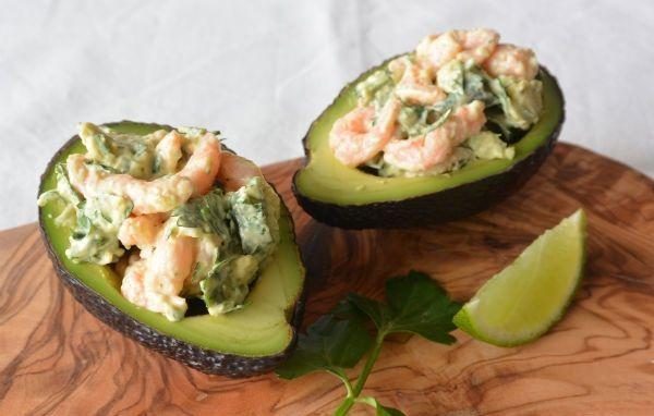 Garnalen cocktail met avocado | I Love Health | Bloglovin'