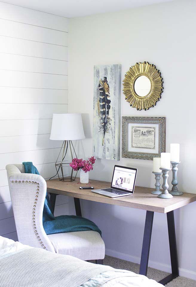 Admirable 17 Best Ideas About Desk For Bedroom On Pinterest School Desk Largest Home Design Picture Inspirations Pitcheantrous