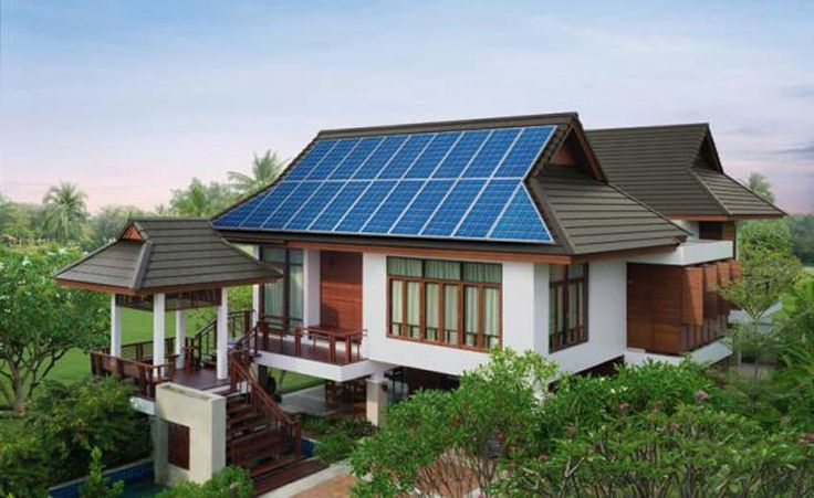 Dutch gable hip roof with metal shingles and solar for Cottage style roof design