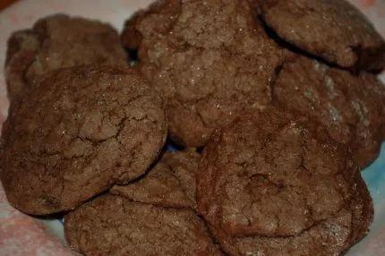 Crown Royal Chocolate Cookies