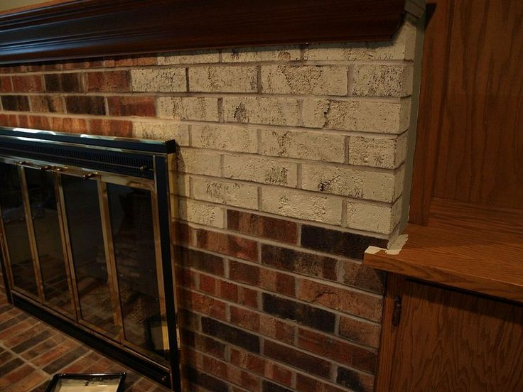 22 Best Images About Painted Fireplaces On Pinterest