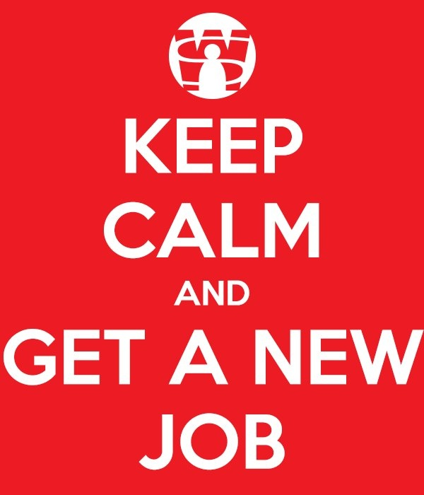 Wax Selection - Keep Calm And Get A New Job