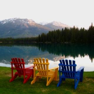 Jasper Park Lodge, Jasper, Alberta, Canada