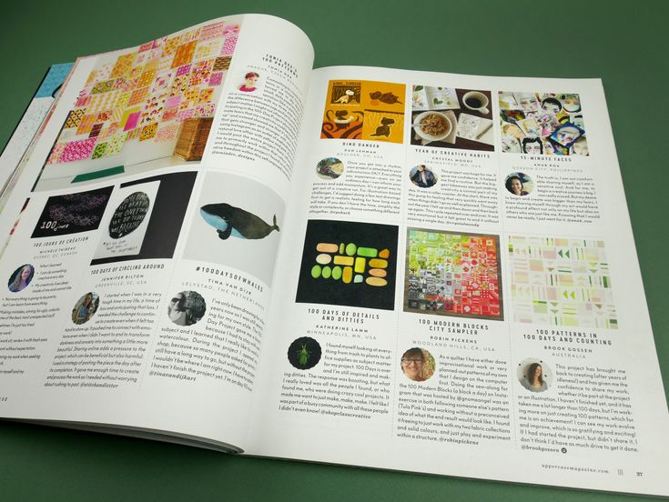 UPPERCASE issue 36 January/February/March 2018