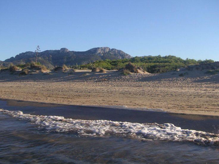 Playa deveses.
