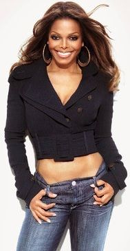 "2006: A promotional shot of Janet Jackson for her ""20 Y.O."" album."