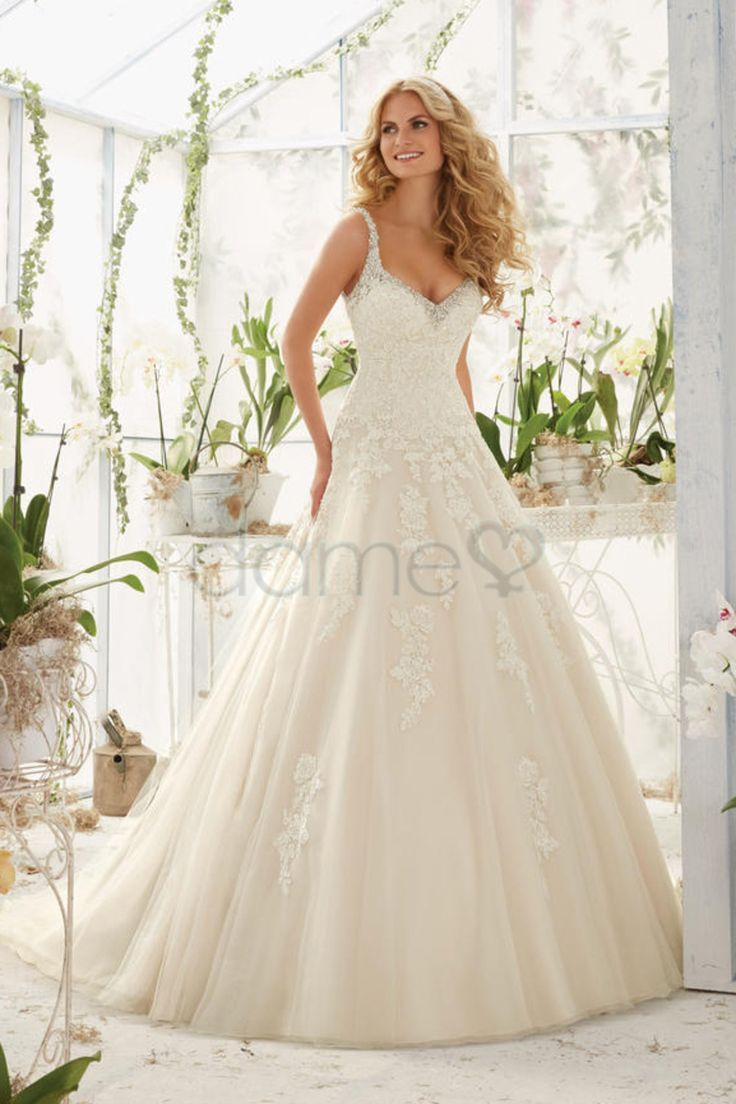 13677 best Hochzeitskleider images on Pinterest | Wedding frocks ...