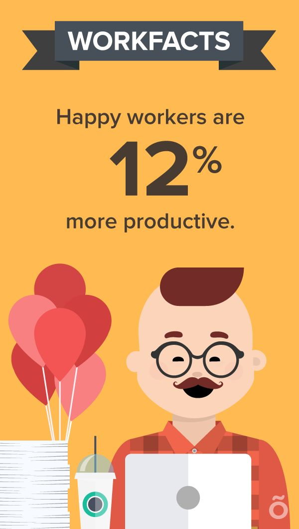 essay happy workers productive workers Happy workers often times equates to productive workers find out tips to keep your employees both happy and productive.