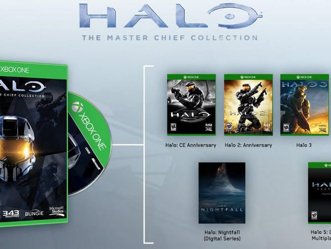 The new collection for the Xbox One, which packages all four current Halo games, is proving a hit among eager buyers.