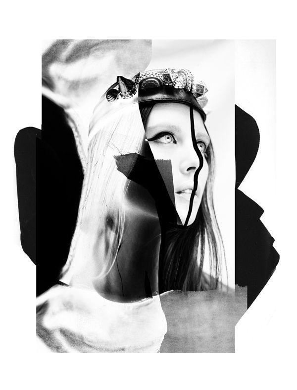 KTZ by Louise Mertens, via Behance