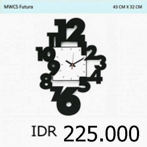 MWC Futura - GALLERY JAM DINDING UNIK