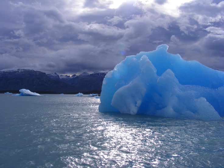 Glaciar Perito Moreno ( Argentina, Provincia de Santa Cruz)