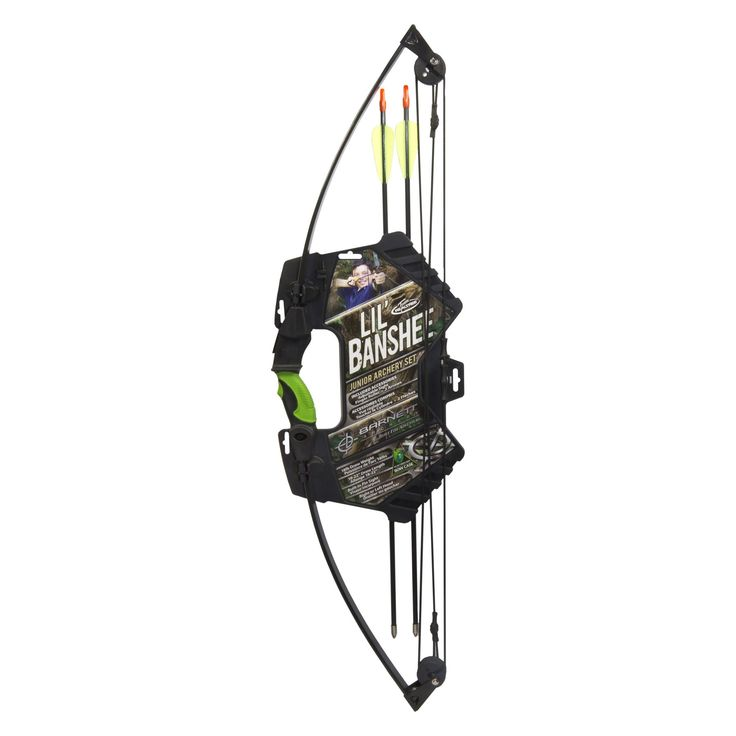 Barnett Team Realtree Lil Banshee Jr. Archery Set - BAR-1088