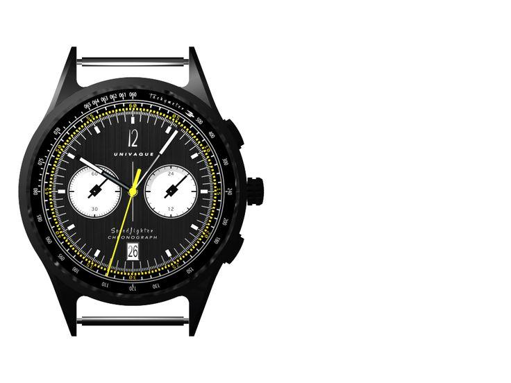 Univaque Speedfighter X1 ® Design