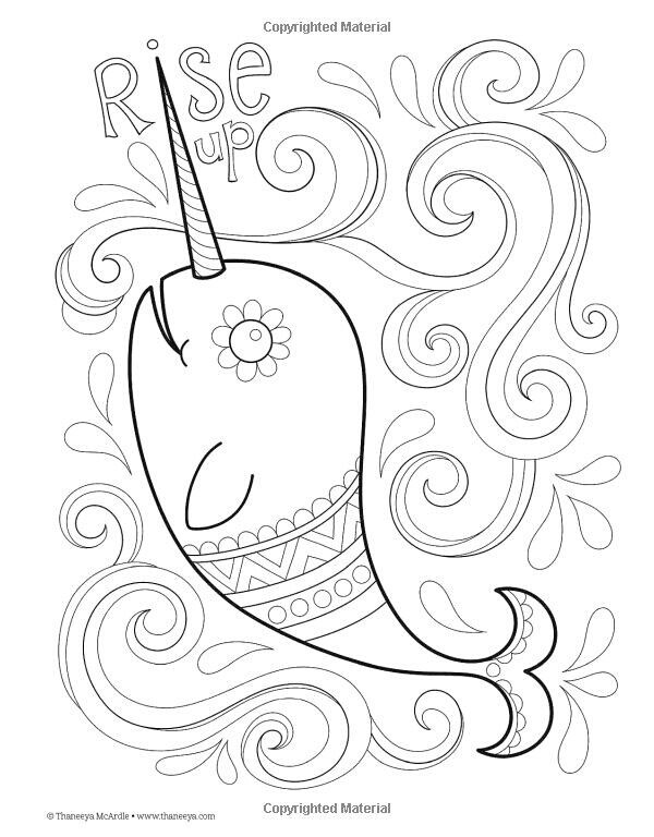 299 Best Thaneeya Mcardle Coloring Pages Images On Pinterest