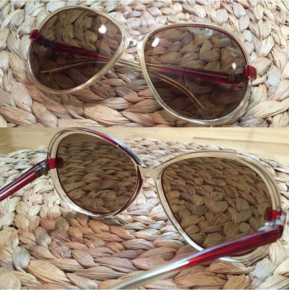 Vintage 60s 70s 80s womens sunglasses by MeriweatherVintage