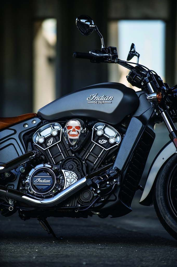 Indian Scout Motoboner With Images Indian Motorcycle New