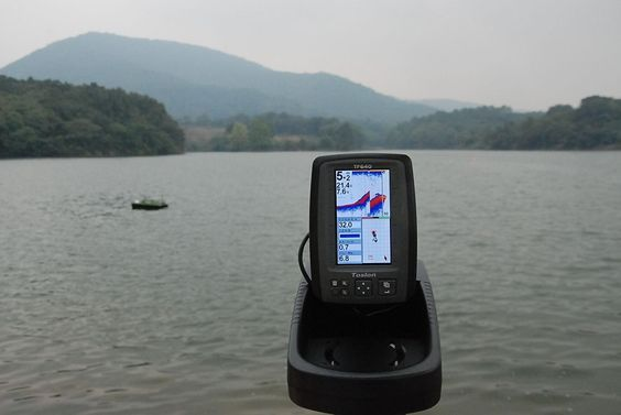 TF640 Colour Wireless sonar Fish Finder with GPS electronic compass 4.3' Screen 2yr warrantyRC distance 300m, Depth 30m -- You can get additional details at the image link.
